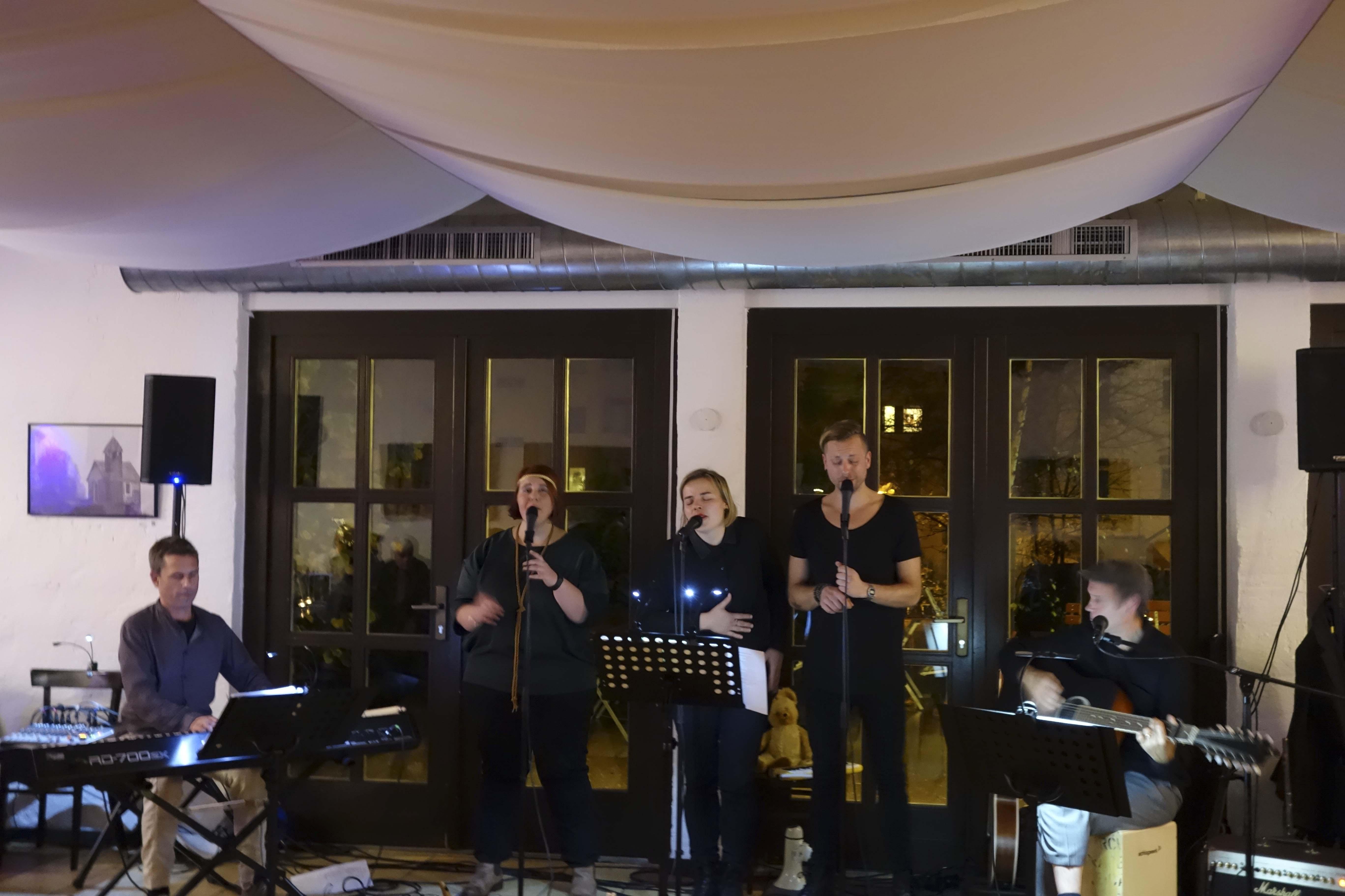 SoJaaZ Konzert,Blanco Bar Halle Saale