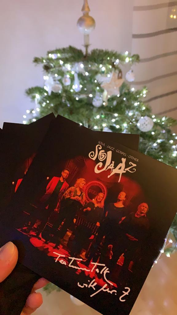 SoJaaZ.band- CD TeaTimeTalk