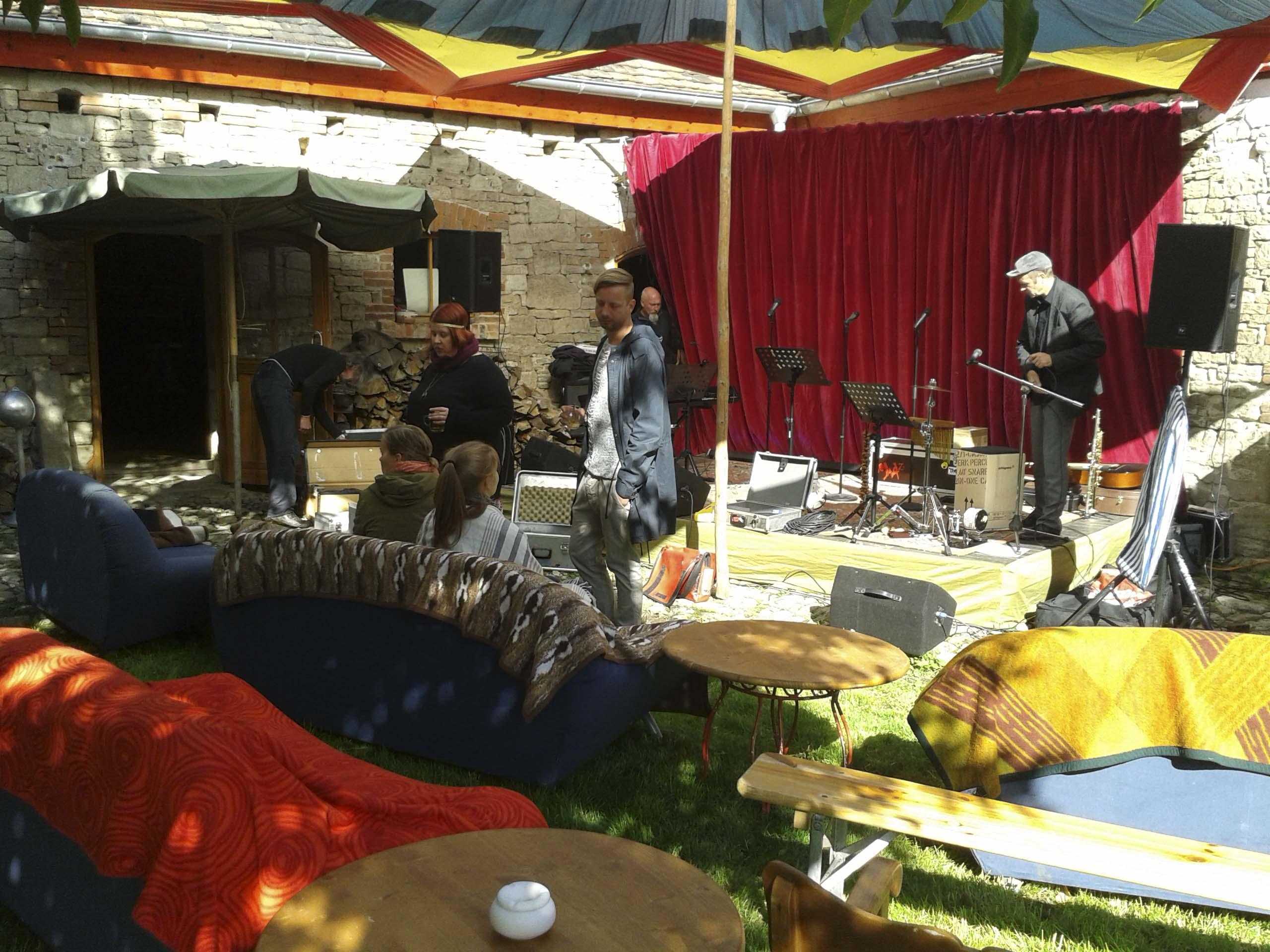 SoJaaZ, Konzerte im Weidengrund - Lochwitz
