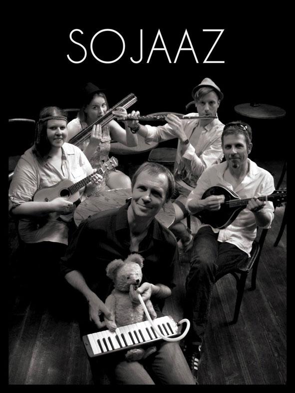 SoJaaZ Konzert, Objekt 5 Halle Saale